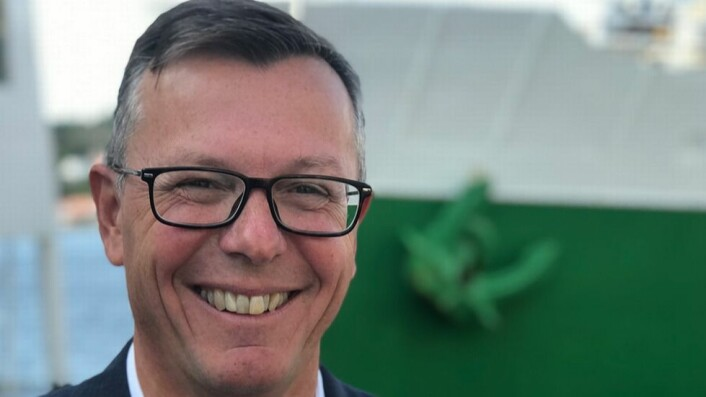 Dag Rune Olsen i Arendal 2019