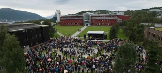 Universitetet i Tromsø felt for kjønnsdiskriminering