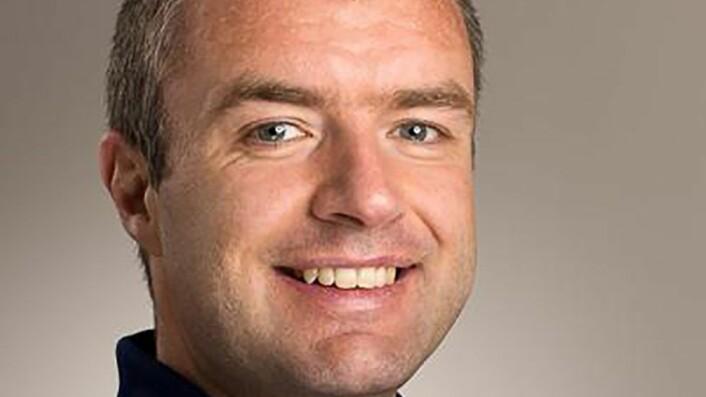 Petter Andreas Bergh, professor Institutt for matematiske fag.