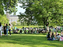 Politiet i Trondheim løste opp studentfest med 200 til stede