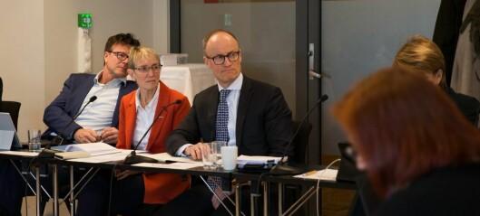 Rektor deltatt i to av 31 møter i Sentral beredskapsledelse