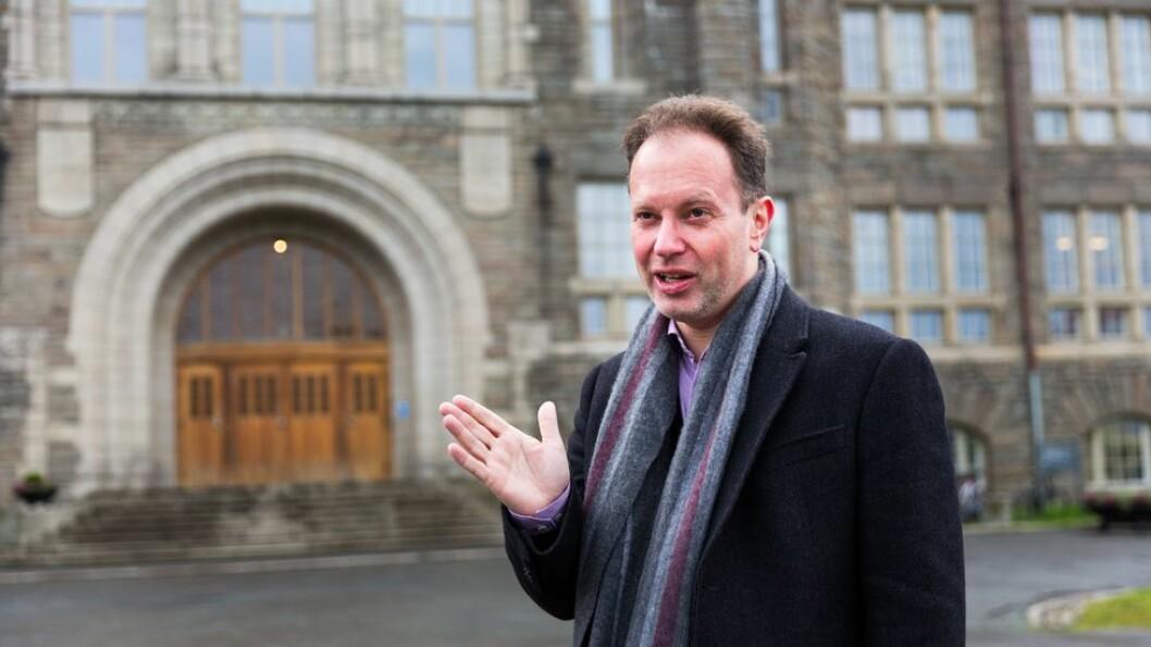 Øyvind Eikrem selv sier han ikke vet om han vil være tilstede under innsynet, fordi han for tiden er sykmeldt.