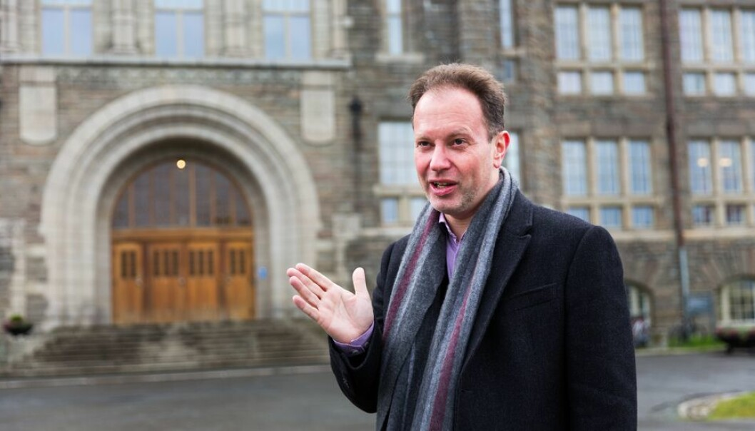 Øyvind Eikrem vil klage på vedtaket.