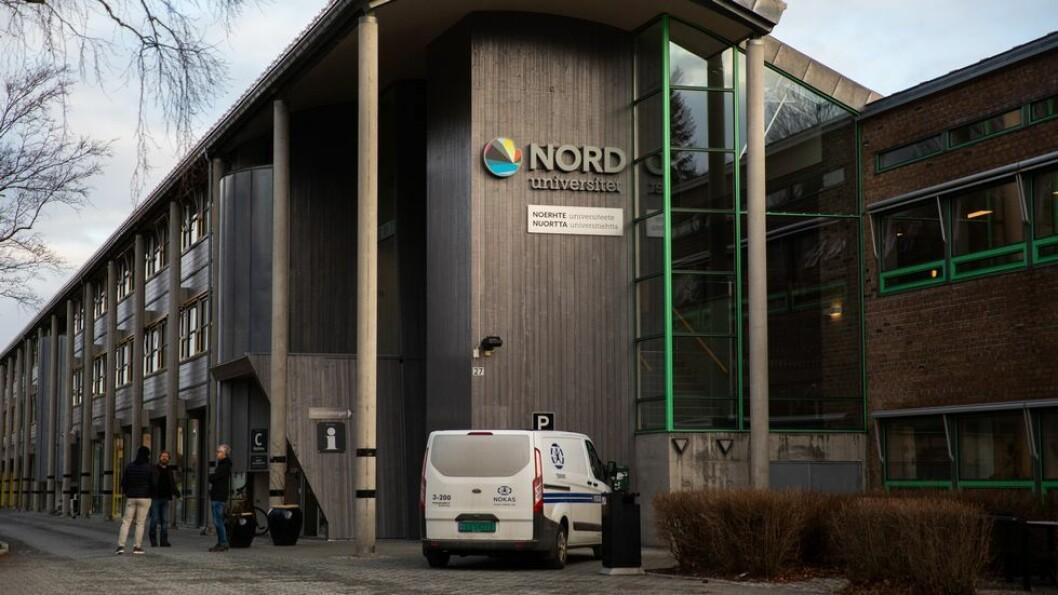 Illustrasjonsfoto: Her holder Fakultet for lærerutdanning og kunst- og kulturfag til ved Nord Universitet, campus Levanger.
