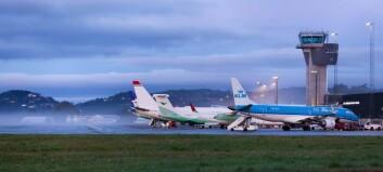 Har undersøkt NTNU-ansattes flyreiser