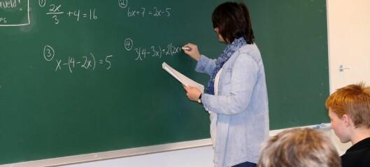 Stortingsflertall vil hindre lærerlekkasje – vil ha flere faste vikarer og fagpåfyll