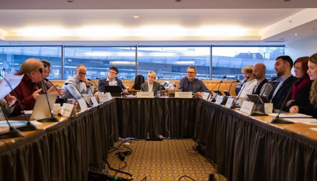 På styremøtet i januar ble det bestemt at åremålsperioden bør være på fem år. (Arkivbilde).