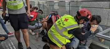 Flere universiteter oppfordrer sine studenter til å forlate Hongkong omgående