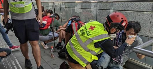 Kinas sensur: Om NTNUs tålegrense