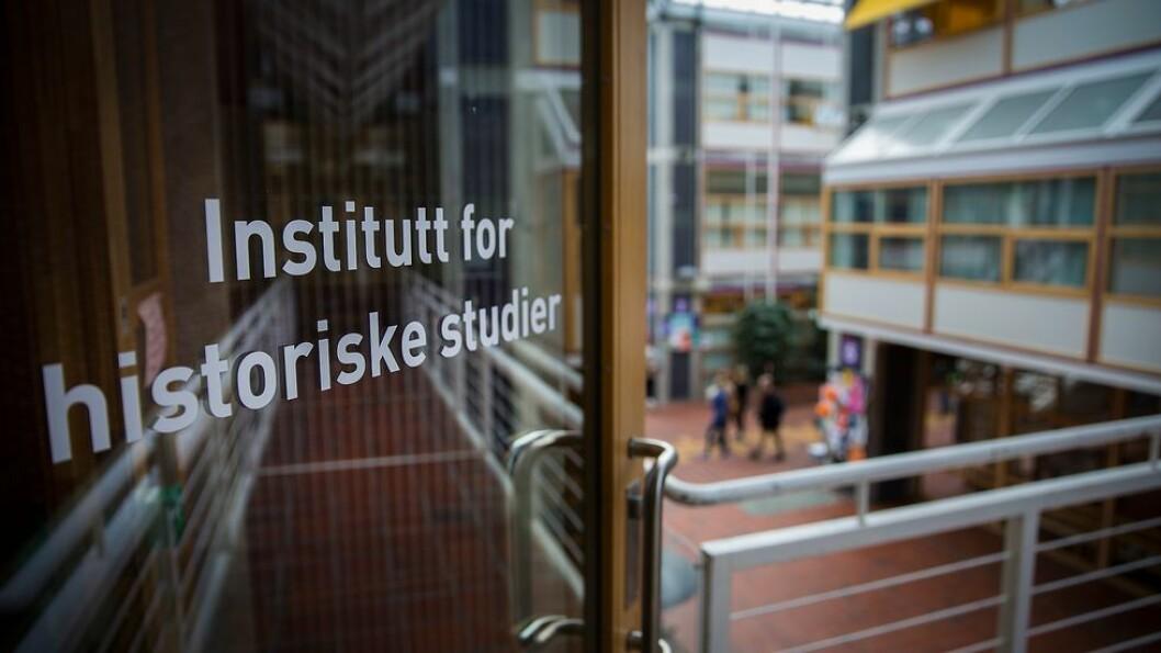 Konflikten ved Institutt for historiske studier har så langt endt med at instituttet er blitt delt i to. Faktaundersøkelsen som ble gjennomført for å finne ut hva som gikk galt har kostet NTNU nesten tre millioner kroner.