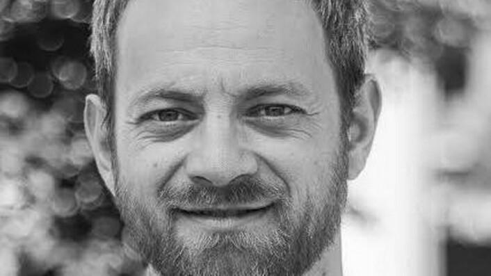 Merittert underviser: Jan Frode Hatlen.