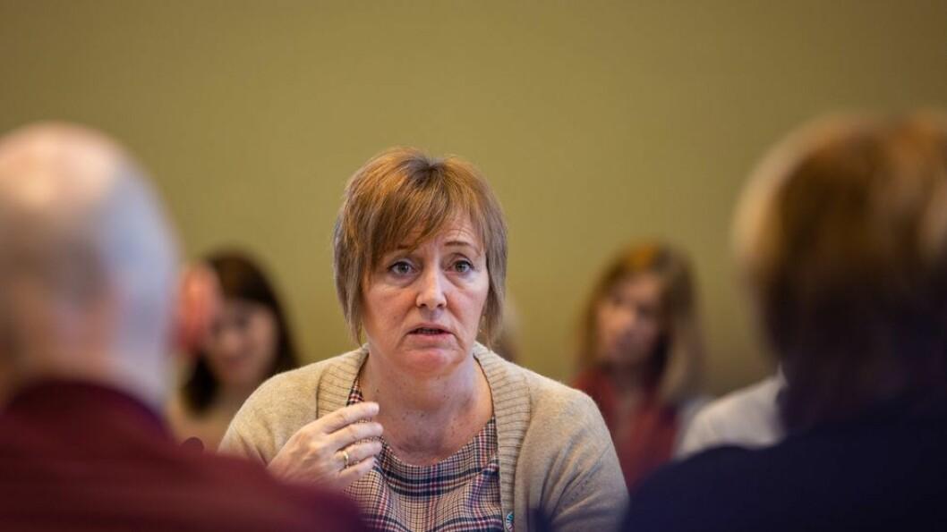 Kristin Melum Eide advarte mot omskriving av historien uten debatt.