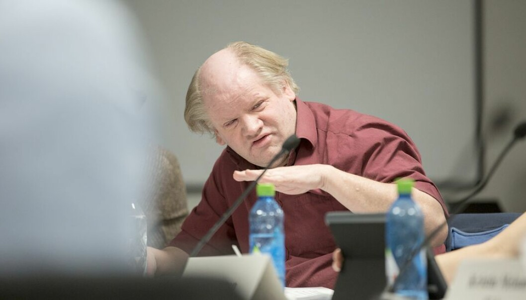 Har vært fire år i styret, ønsker en ny periode: Tim Torvatn