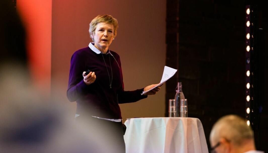Forbløffet: Marit Reitan er prorektor for utdanning ved NTNU.