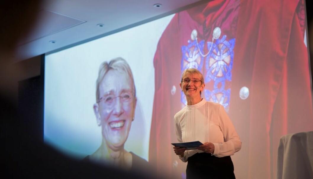 Rektor Anne Borg strammer inn retningslinjene uken etter påske.