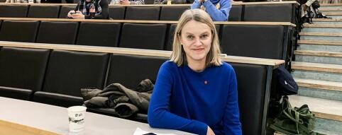 Aps Nina Sandberg advarer mot «direktoratisering» av UH-sektoren