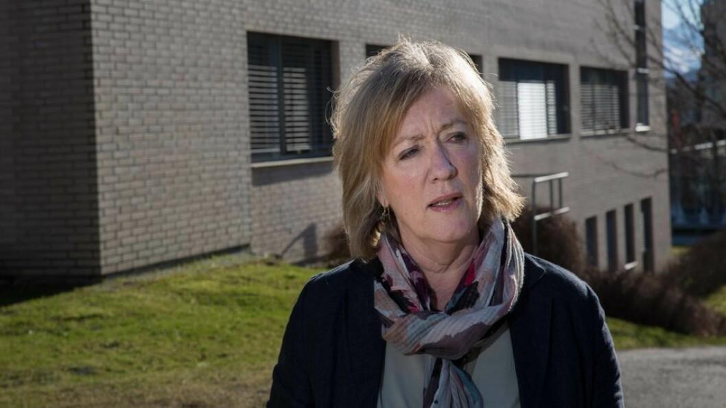Annik Magerholm Fet, viserektor ved NTNU i Ålesund.