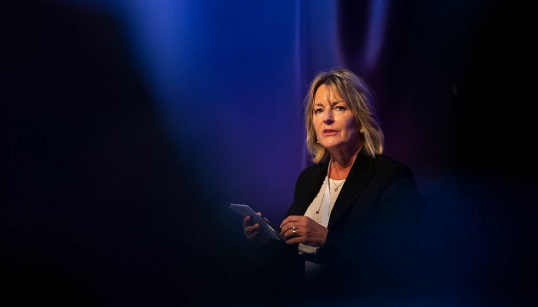 - Kunstig intelligens er noe vi må forstå, snarere enn å frykte, sier Ingrid Schjølberg.