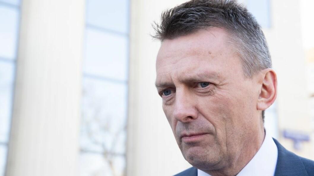 - På et overordnet plan vurderer jeg siktelsen som ikke veldig alvorlig, sier de siktede NTNU-ansattes advokat Brynjulf Risnes.