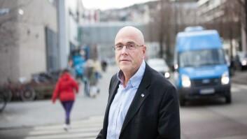 Administrerende direktør Stig A. Slørdahl i Helse Midt-Norge RHF mener den nye metoden for koronatesting har potensial for langt høyere sensitivitet enn de kommersielle metodene.