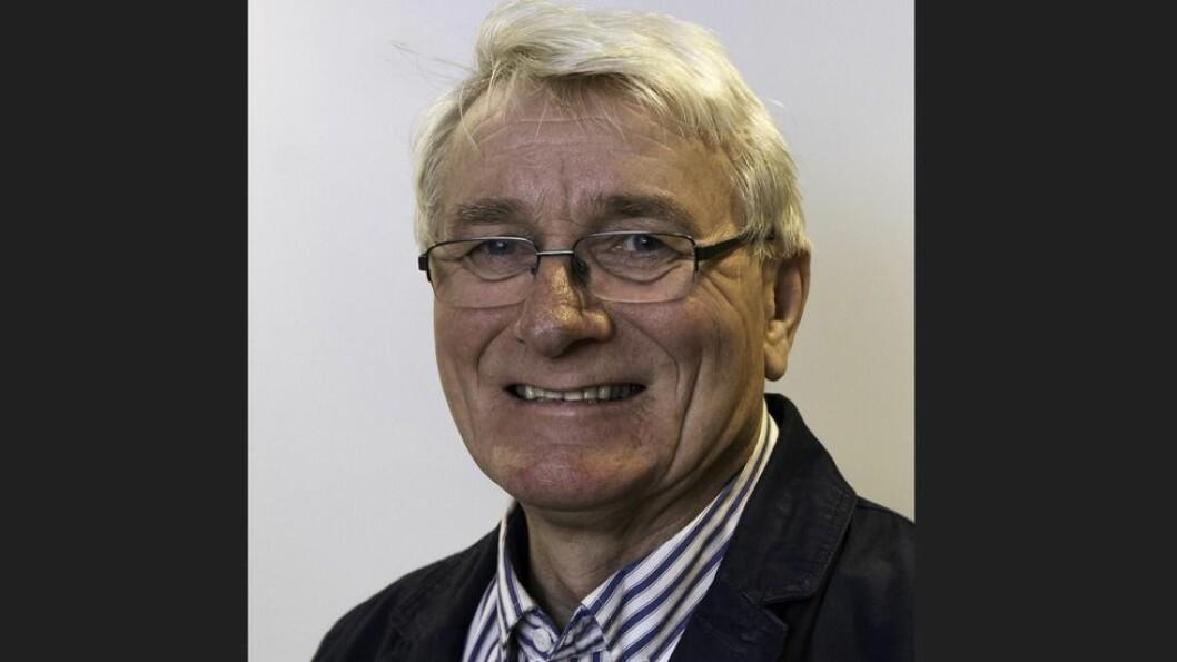 Steinar Engen er professor emeritus ved NTNU Institutt for matematiske fag.