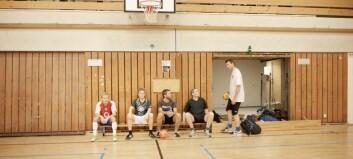 Har du trent i idrettsbygget denne dagen bør du teste deg