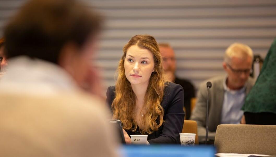 I dag er det Ewa Morsund som er representant for de midlertidig vitenskapelig ansatte. Styrevalget avgjøre hvem som skal overta for henne.