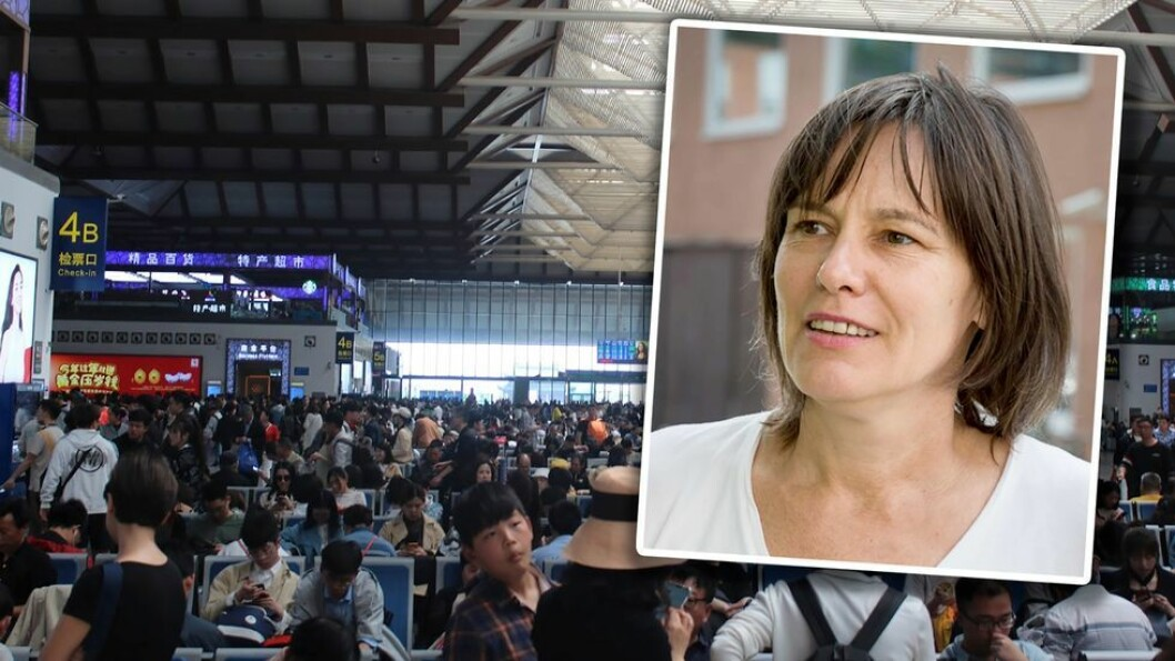 Professor og forskningsleder Letizia Jaccheri etterlyser en mer framoverlent holdning fra NTNU såvel som Forskningsrådet i hånderingen av samarbeid under den pågående virusepidemien.
