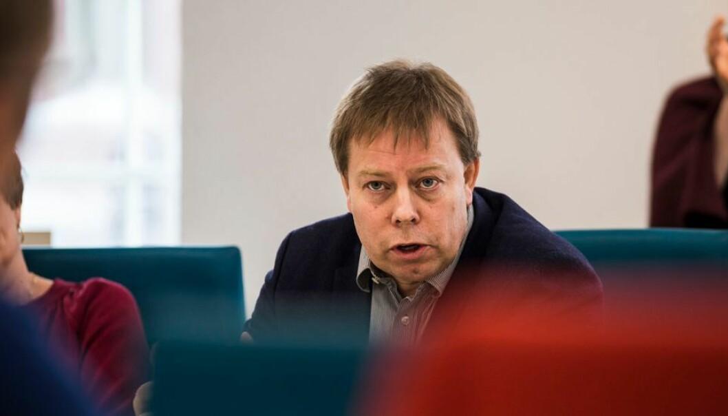 Torberg Falch takker for seg og går av som instituttleder ved Institutt for lærerutdanning. Med seg har han noen tanker om hva som er galt med NTNUs litt merkelige lederstilling.