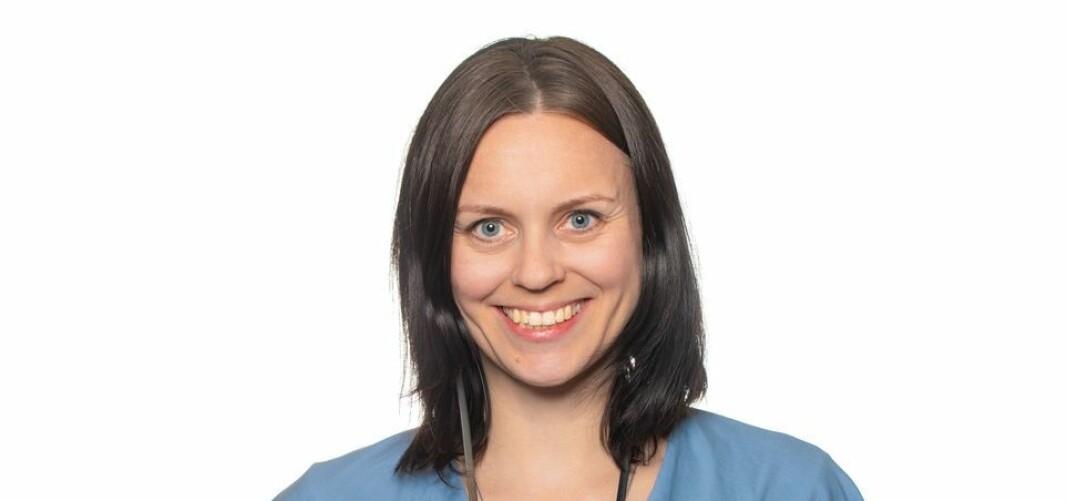 Statssekretær Aase Marte Johansen Horrigmo i Kunnskapsdepartementet understreker at avviklingen av ordningen ble varslet allerede i oktober.
