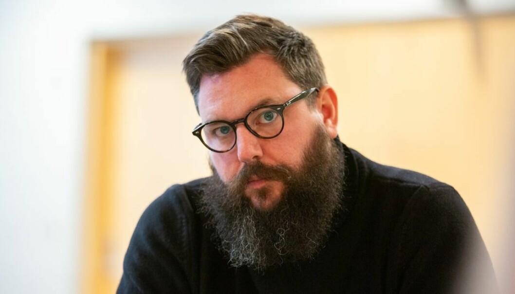 Michael Francis Duch er professor ved Institutt for musikk.