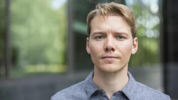 Christen Andreas Wroldsen, studentleder, Universitetet i Oslo.