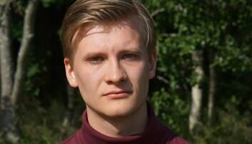 Petter Rønning, studentleder, UiT Norges arktiske universitet.