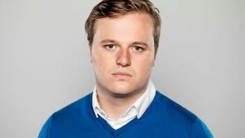 Tord Hauge, studentleder, Norges miljø- og biovitenskapelige universitet.