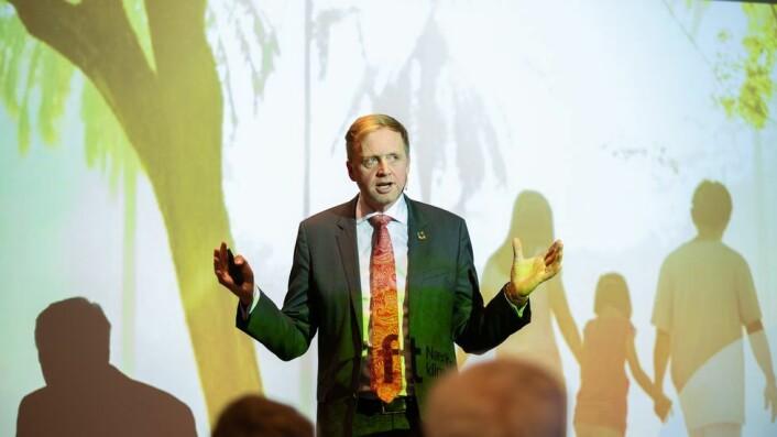 Bjørn K. Haugland