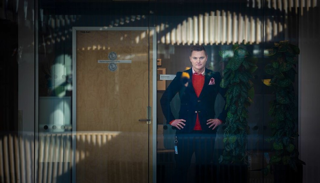 NTNU strever med å få ned antallet midlertidig ansatte. Faggruppeleder Arve Skjervø mener tida er inne for å tenke nytt om hvilke tiltak som monner.