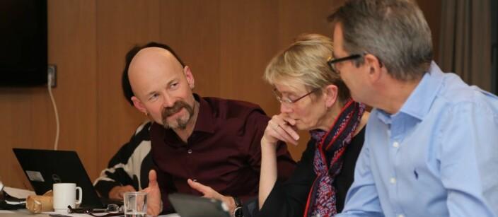 Anne Borg har vært mentor for Børresen