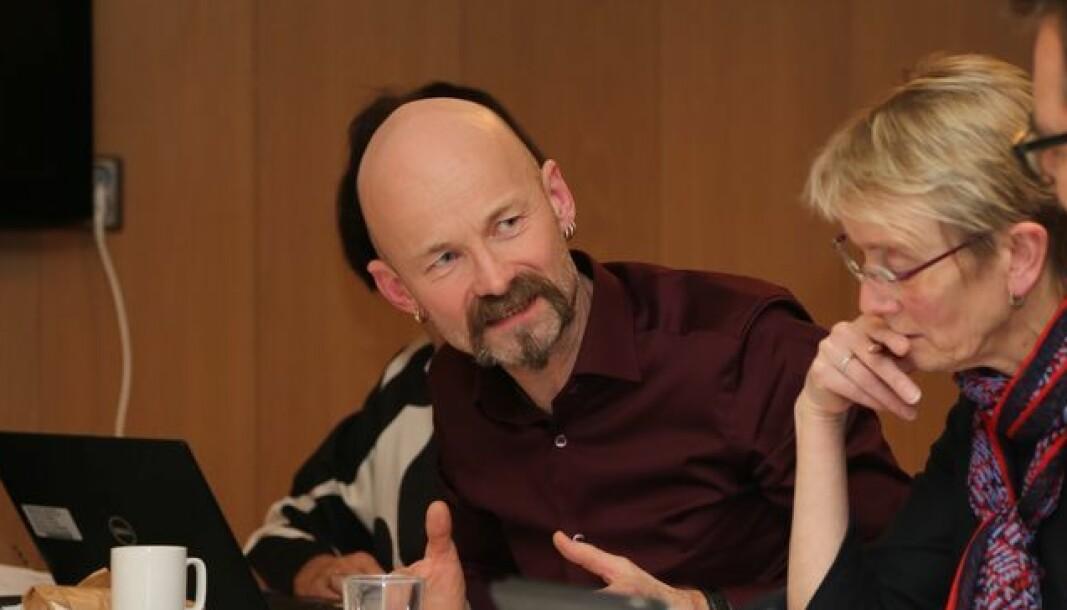 Aksel Tjora tok opp rektor Anne Borgs relasjon til dekan Anne Kristine Børresen under torsdagens styremøte. - Eksempel på for tette relasjoner, mente Tjora.