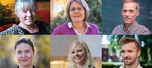 Disse blir UAs gjesteskribenter i 2020