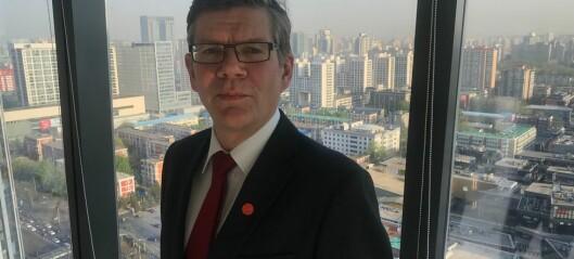- Tar opp akademisk fridom med kinesiske forskarar