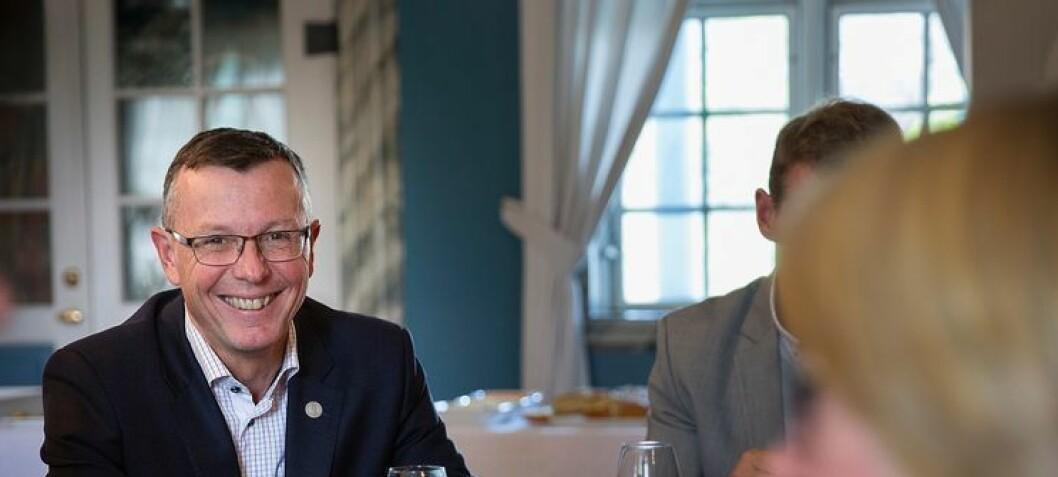 Dag Rune Olsen vil være åpen søker til lederjobber