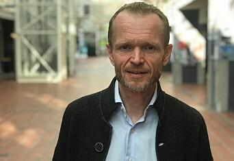 Kristian Steinnes kan bli valgt inn i Forskerforbundets hovedstyre