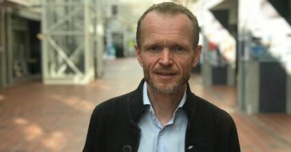 Kristian Steinnes kan bli valgt inn i hovedstyret til Forskerforbundet