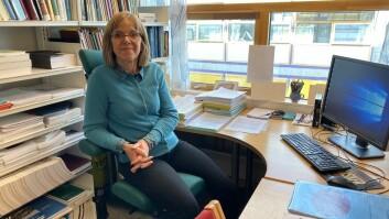 Aud Mikkelsen Tretvik er professor ved Institutt for historiske studier og blant de tre som har signert dette åpne brevet til ledelsen og øvrige involverte i restruktureringen av instituttet.