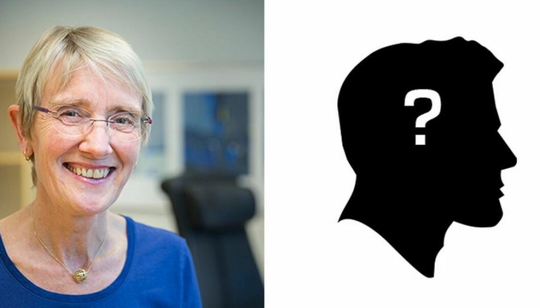 Hvilken mann eller kvinne blir rektor Anne Borgs administrasjonssjef?
