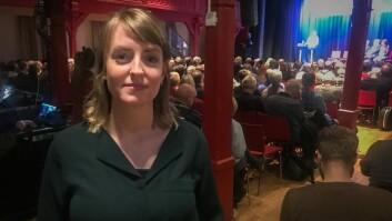 Lina Ingeborgrud er en av to NTNUere som nå er tatt opp i Akademiet for yngre forskere.