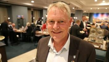 Aktuell? Rådmann Morten Wolden, her med NTNU på konferanse i Brussel.