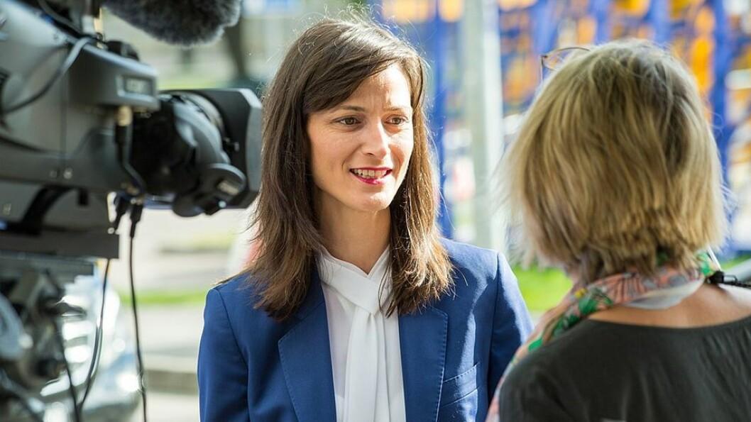 Mariya Gabriel er en 40 år gammel bulgarsk politiker.
