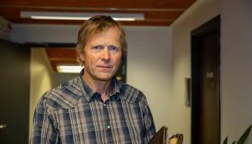Jostein Mårdalen, instituttleder ved NTNUs Institutt for materialteknologi, mener eksportkontrollregelverket burde gjennomgås for å gjøre det lettere å håndtere.