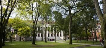 Palestinsk Harvard-student nektet innreise til USA